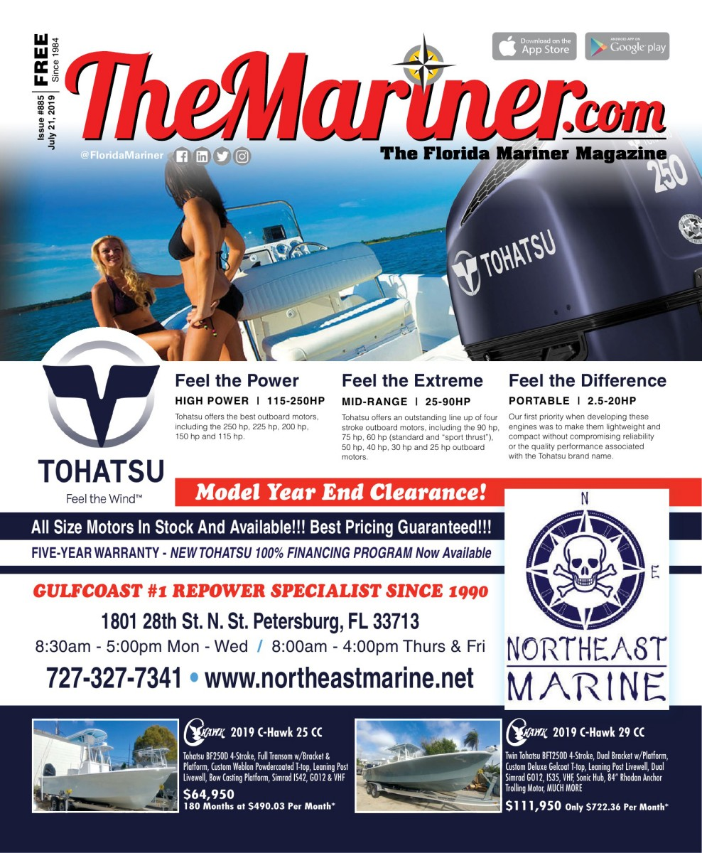 The Florida Mariner eBook