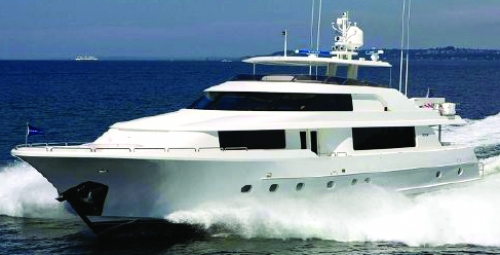 2007 112' WESTPORT RAISED PILOTHOUSE MOTORYACHT