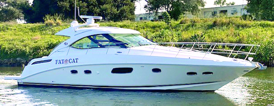 2009 47' SEA RAY 470 SUNDANCER
