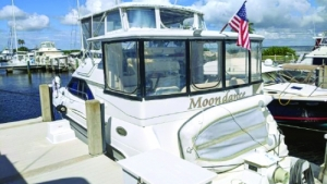 2001 38' SEA RAY AFT CABIN