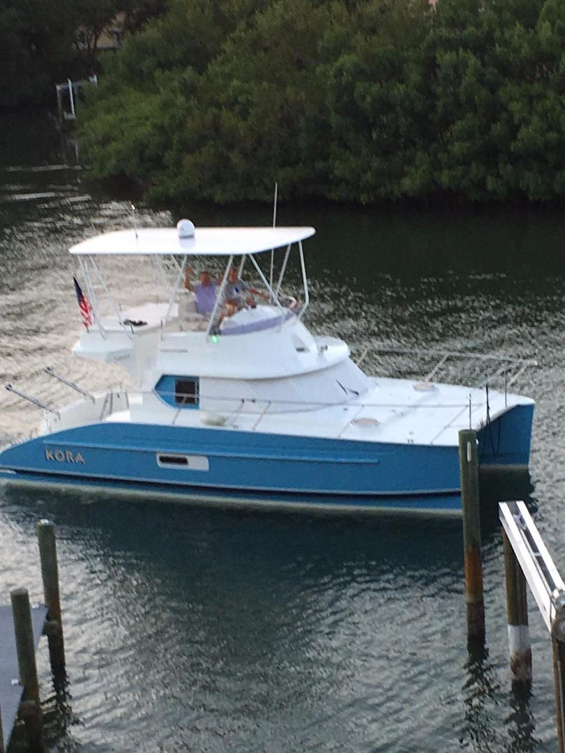 2006 35' Fountaine Pajot Highland 35
