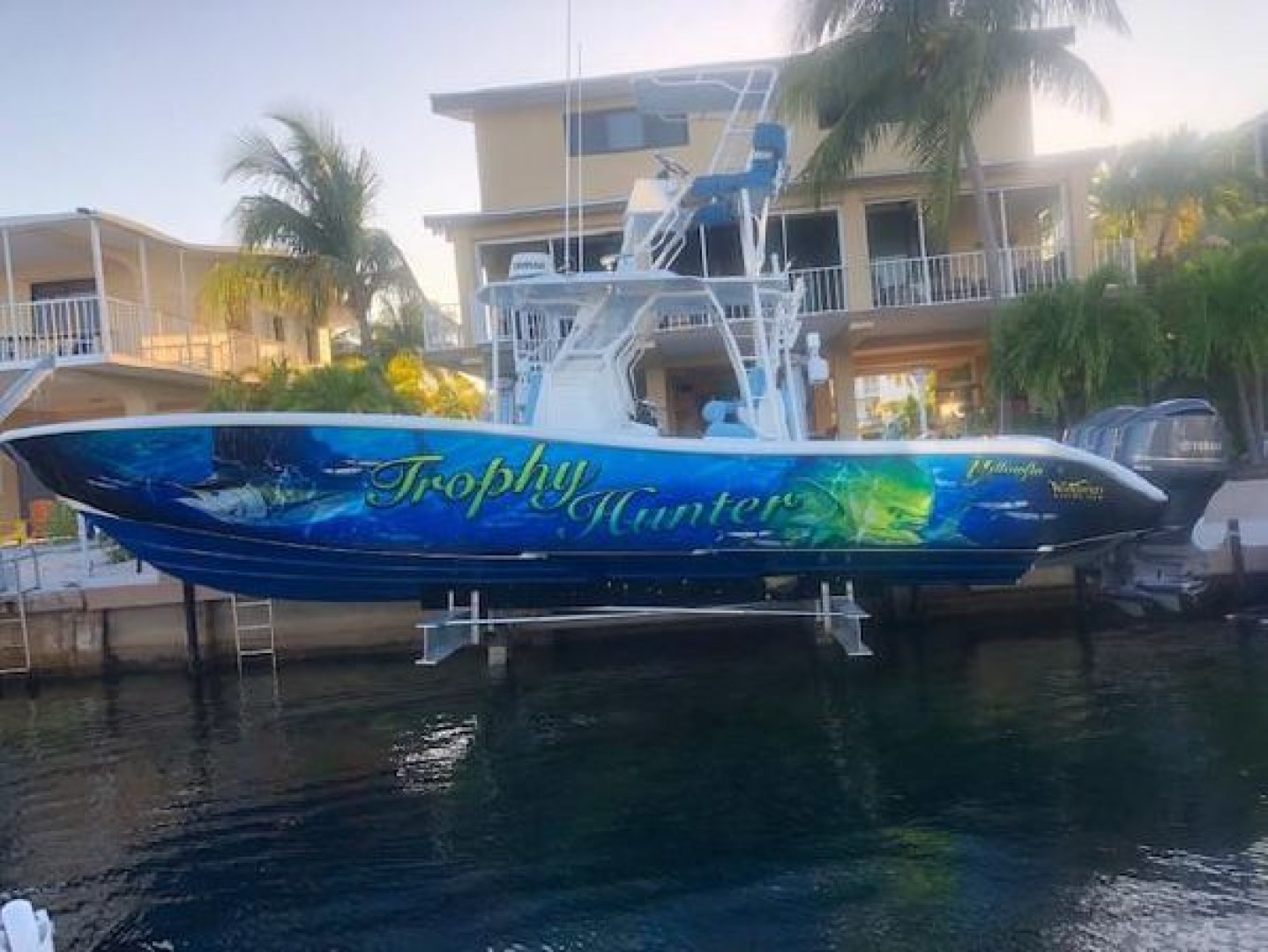 2018 36' Yellowfin 36 CC Offshore