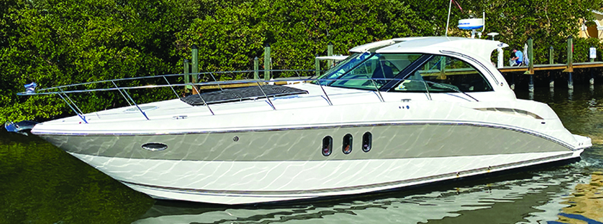 2007 39' CRUSIERS YACHTS 390 SPORT COUPE