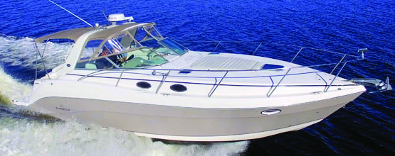 2006 34' RINKER 342 EXPRESS CRUISER