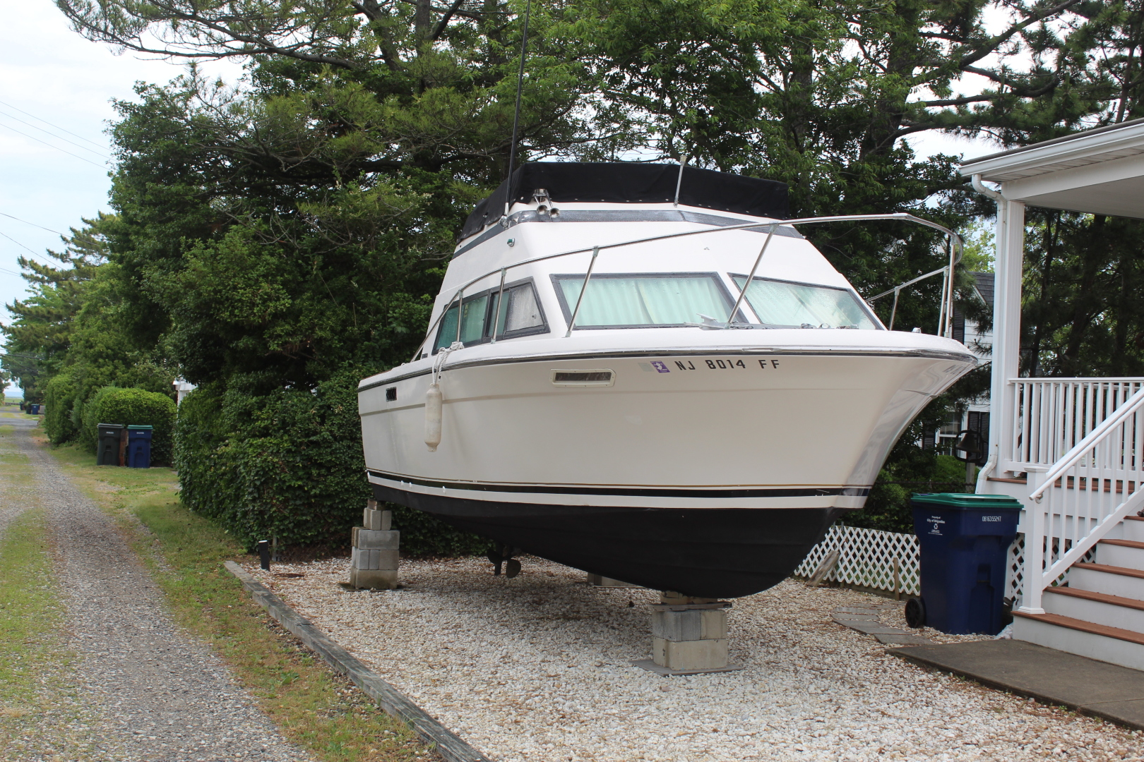 1979 26' Slickcraft Flybridge