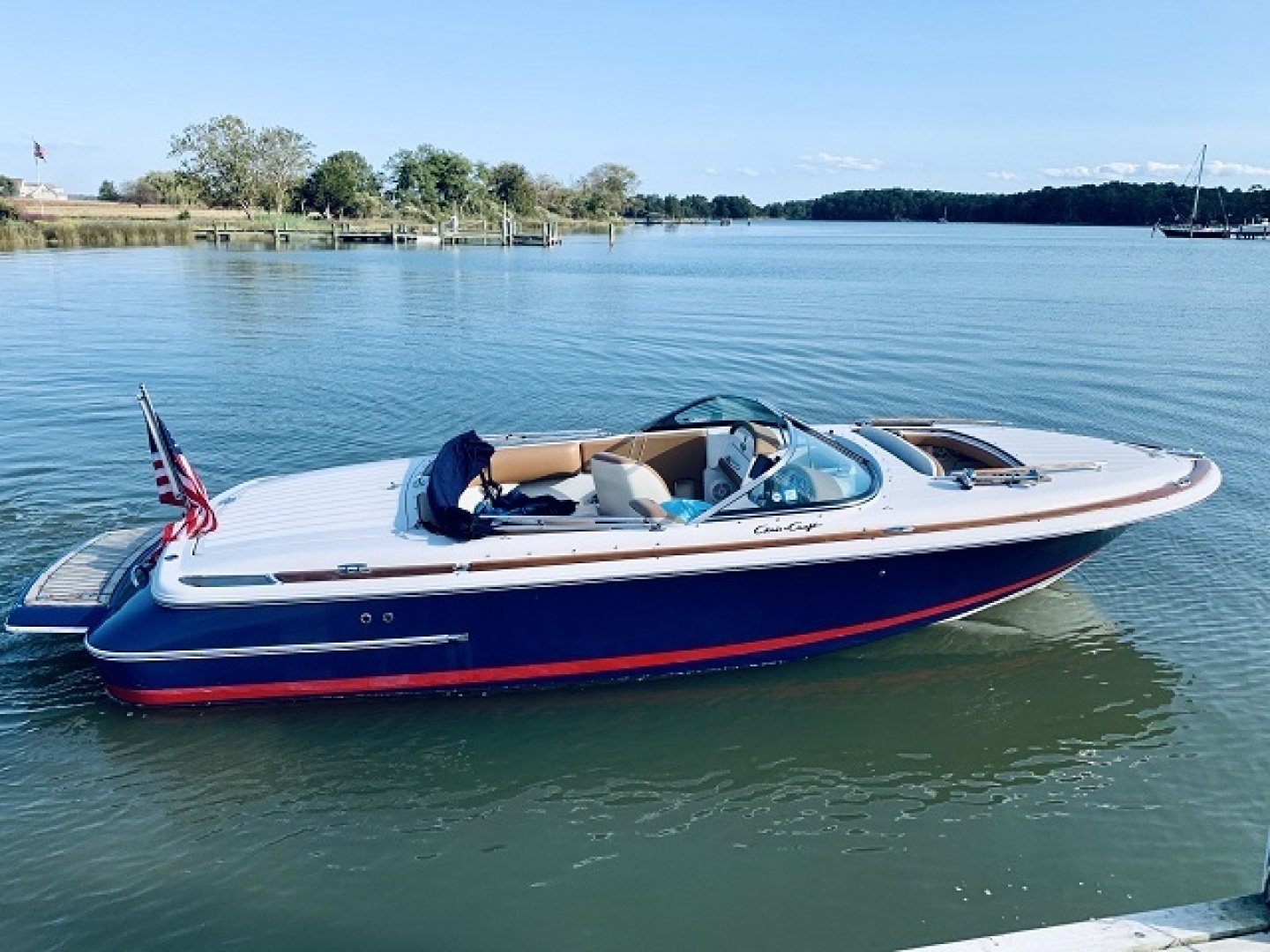 2007 22' Chris-Craft Lancer