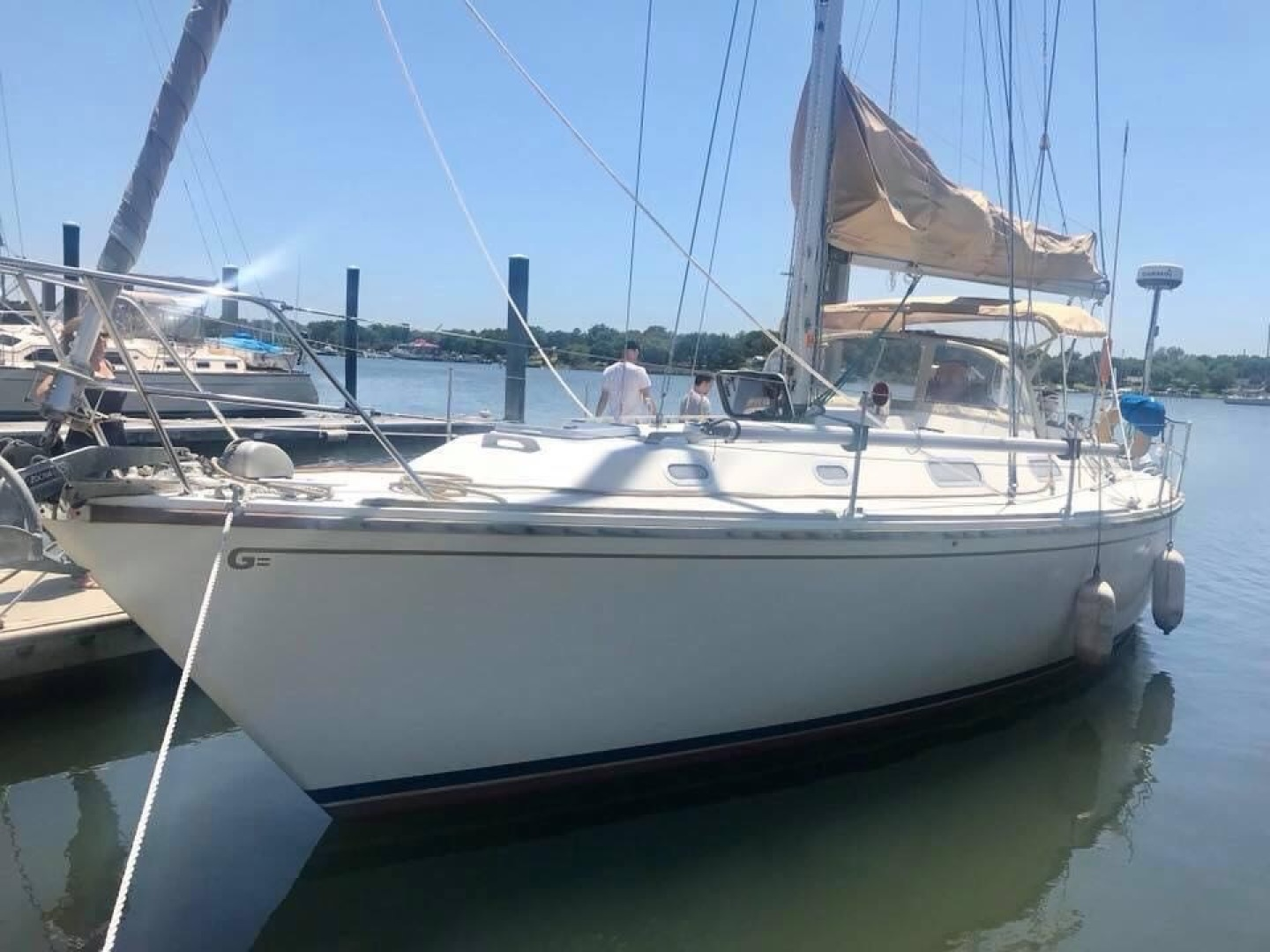 1984 39' Westerly Sealord