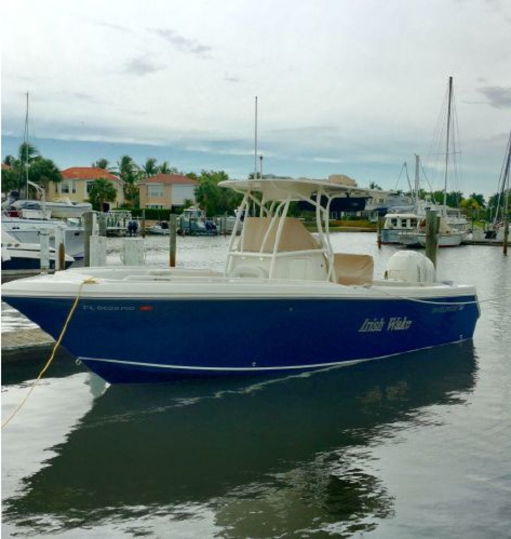 2016 24' Sailfish 240 CC