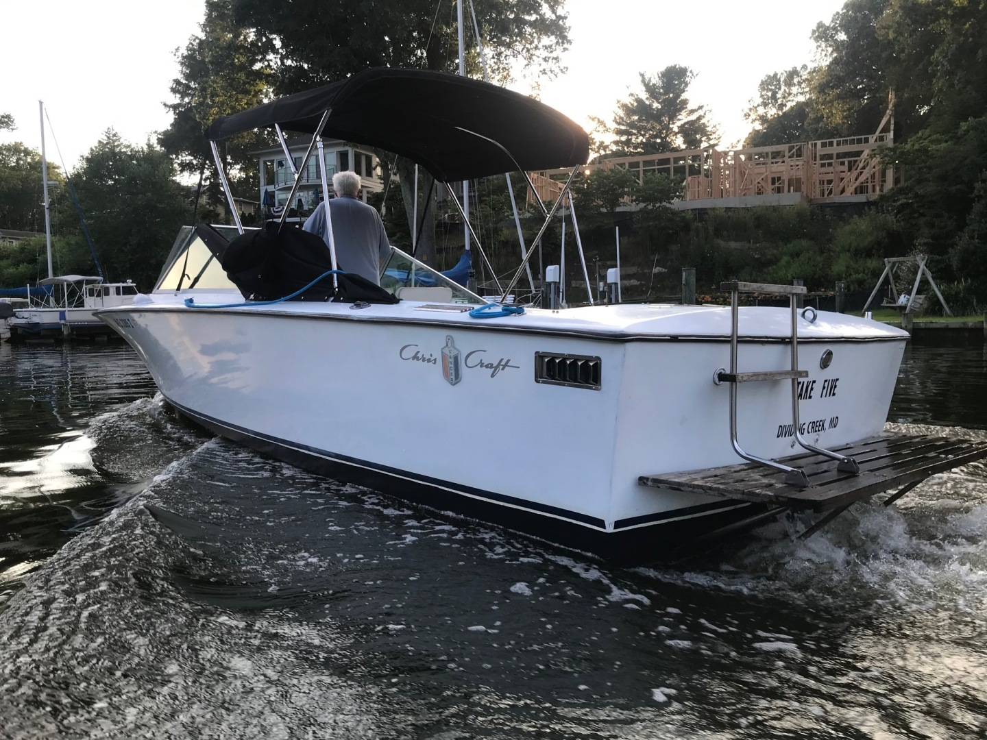 1973 23' Chris-Craft Lancer