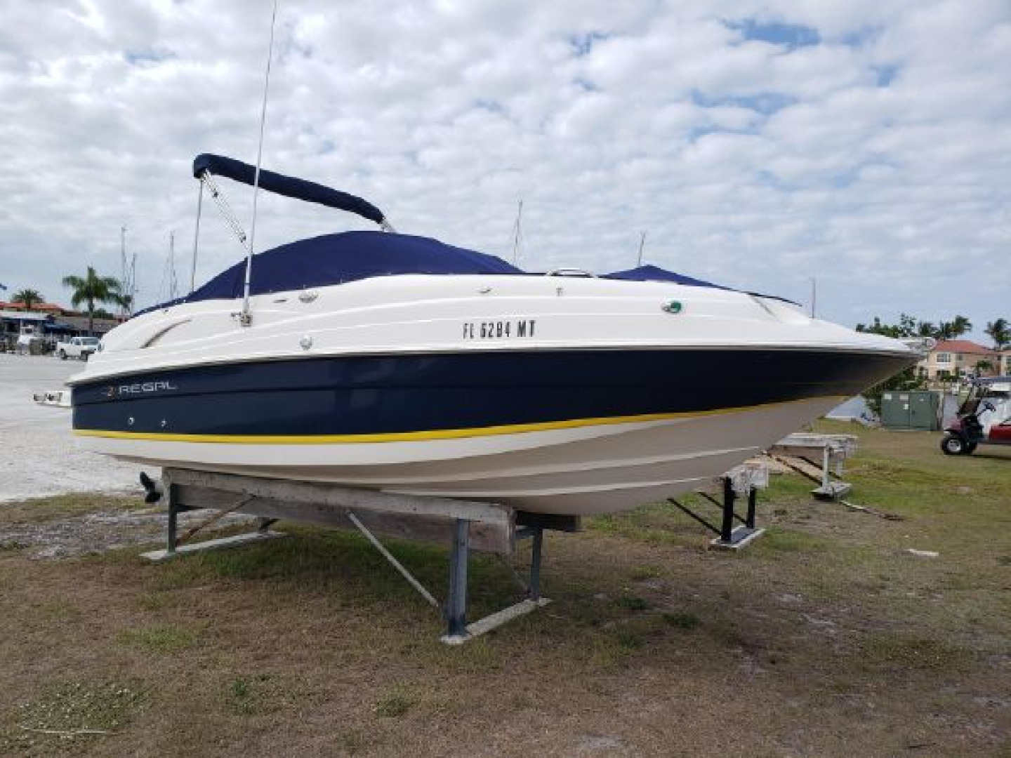 2005 21' Regal 2120 Destiny
