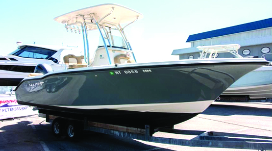 2017 22' KEY WEST 219 FS