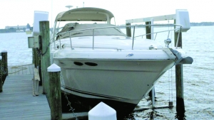 2001 34' SEA RAY SUNDANCER