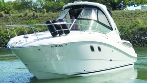 2012 33' SEA RAY 330 SUNDANCER
