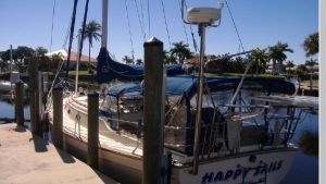 1997 40' Island Packet 40