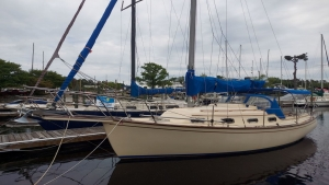 1985 27' Island Packet 27