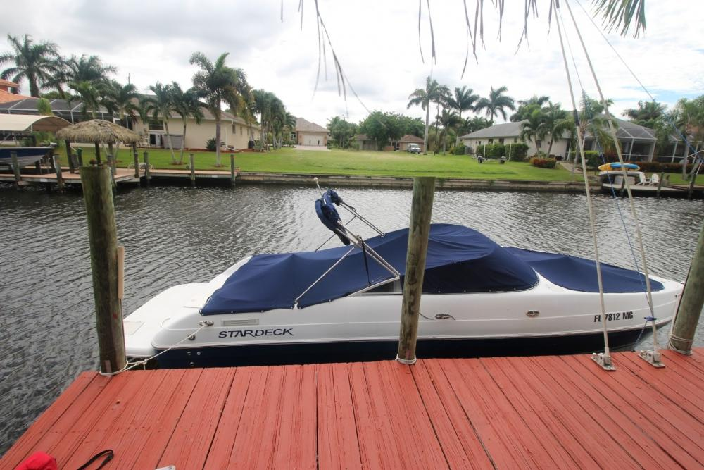 2002 26' STAR CRAFT- Star Deck 2610 Travis Edition