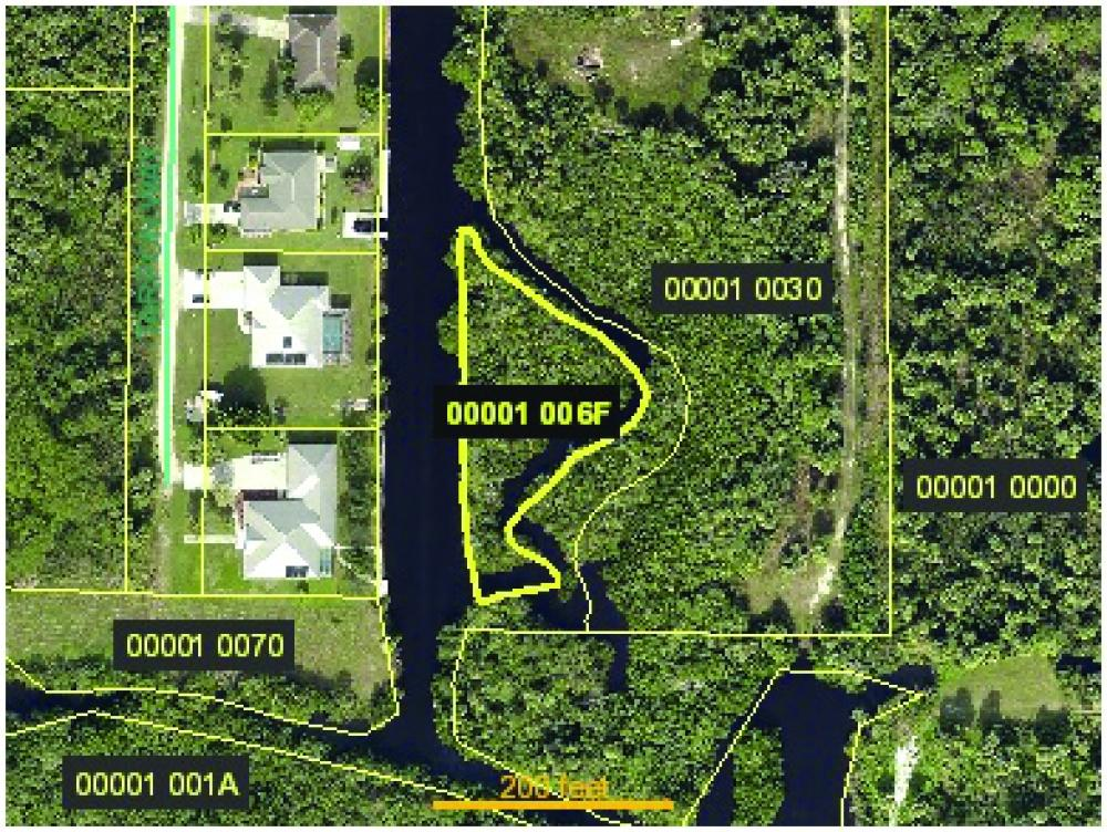 3/4 ACRE PRIVATE ISLAND DIRECT ON RIVER NORTH FORT MYERS