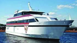 155' WASHBURN & DOUGHTY CASINO CRUISE SHIP 1998