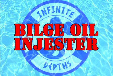 INFINITE DEPTHS BILGE OIL INFESTER