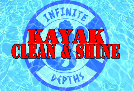 INFINITE DEPTHS KAYAK CLEAN & SHINE