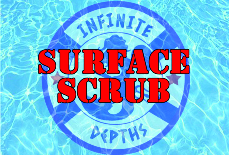 INFINITE DEPTHS SURFACE SCRUB
