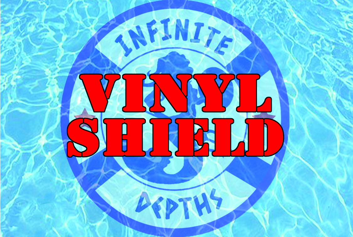 INFINITE DEPTHS VINYL SHIELD