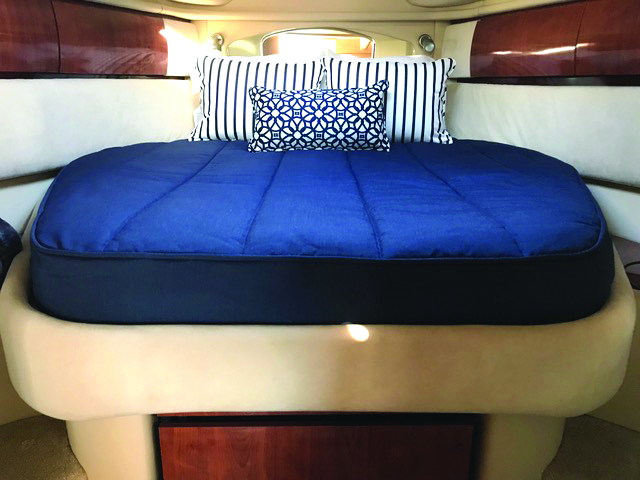 SEA RAY MATTRESSES AND BEDDING