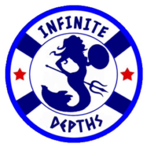 infinite depths logo