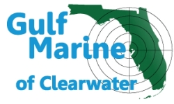 gulf marine of clearwater logo