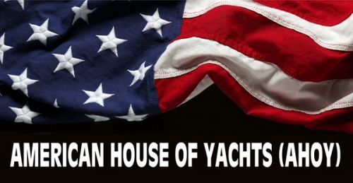 american house of yachts logo
